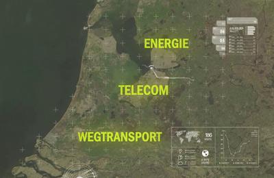 Nederland als Digitale Delta, met het slimste digitale grid ter wereld. Fundament voor de toekomstige digitale economie. Gebouwd door cyberingenieurs van de 21e eeuw, waarin alle vitale infrastructuren voor een leefbare en duurzame omgeving gekoppeld zijn. Dat is de visie voor de Digitale Deltanetwerken.  De Digitale Deltanetwerken is de inzending van Alliander, Deltalinqs, DHPA, ENCS, Fox-IT, Gemeente Rotterdam, ING, NLnet Labs, Port of Rotterdam, Siemens, TNO en de TU Delft voor de competitie Nationaal icoon 2014.